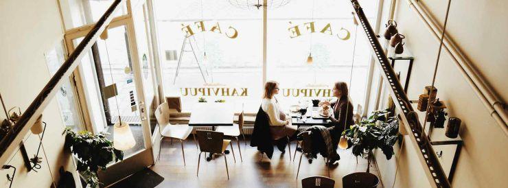 Cafe Header Image